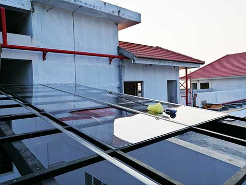 Gallery Of Roofing Projects And Contractor Works In Pathiripala Truss Work Contractor In Poojappura Truss Work Contractor In Peroorkada Truss Work Contractor In Vizhijham Truss Work Contractor In Kovalam Truss Work